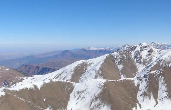 Atlas mountains - 6 days trek