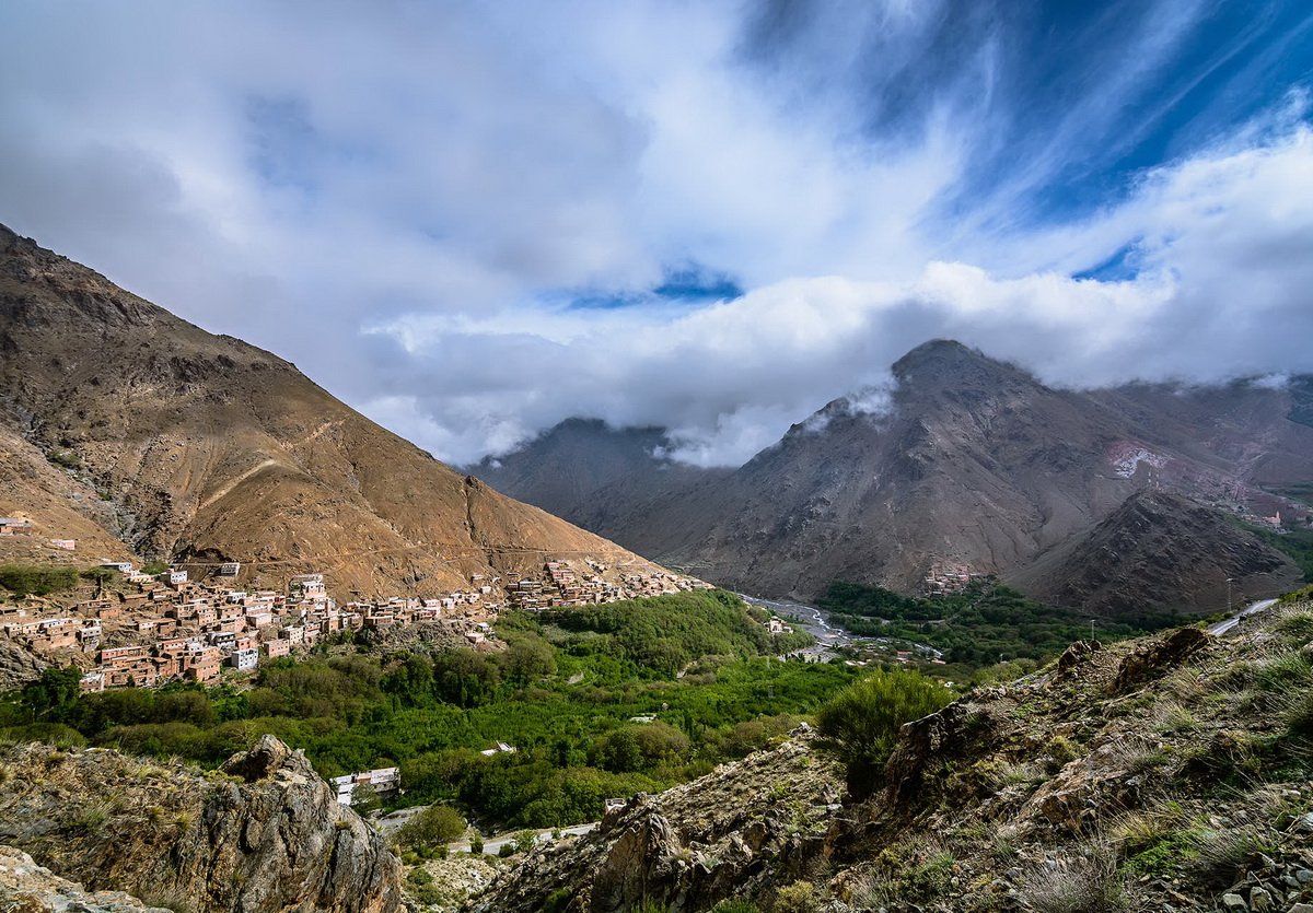 Atlas mountains escape - 3 day trek 02