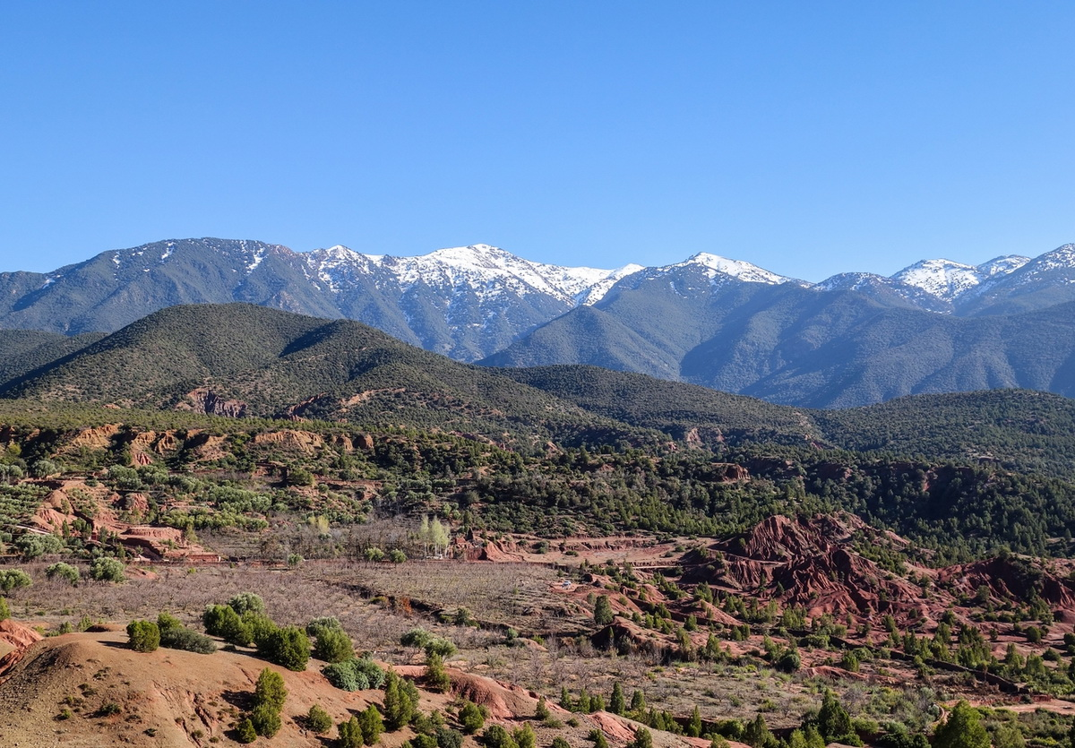 Atlas mountains escape - 3 day trek 03