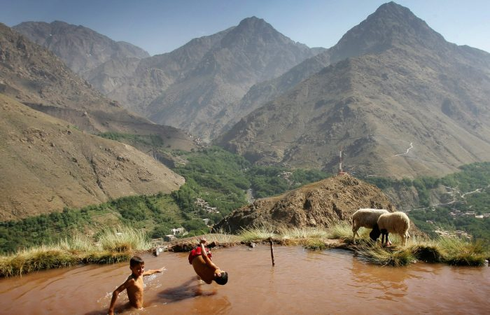 Berber tribes - 4 day trek