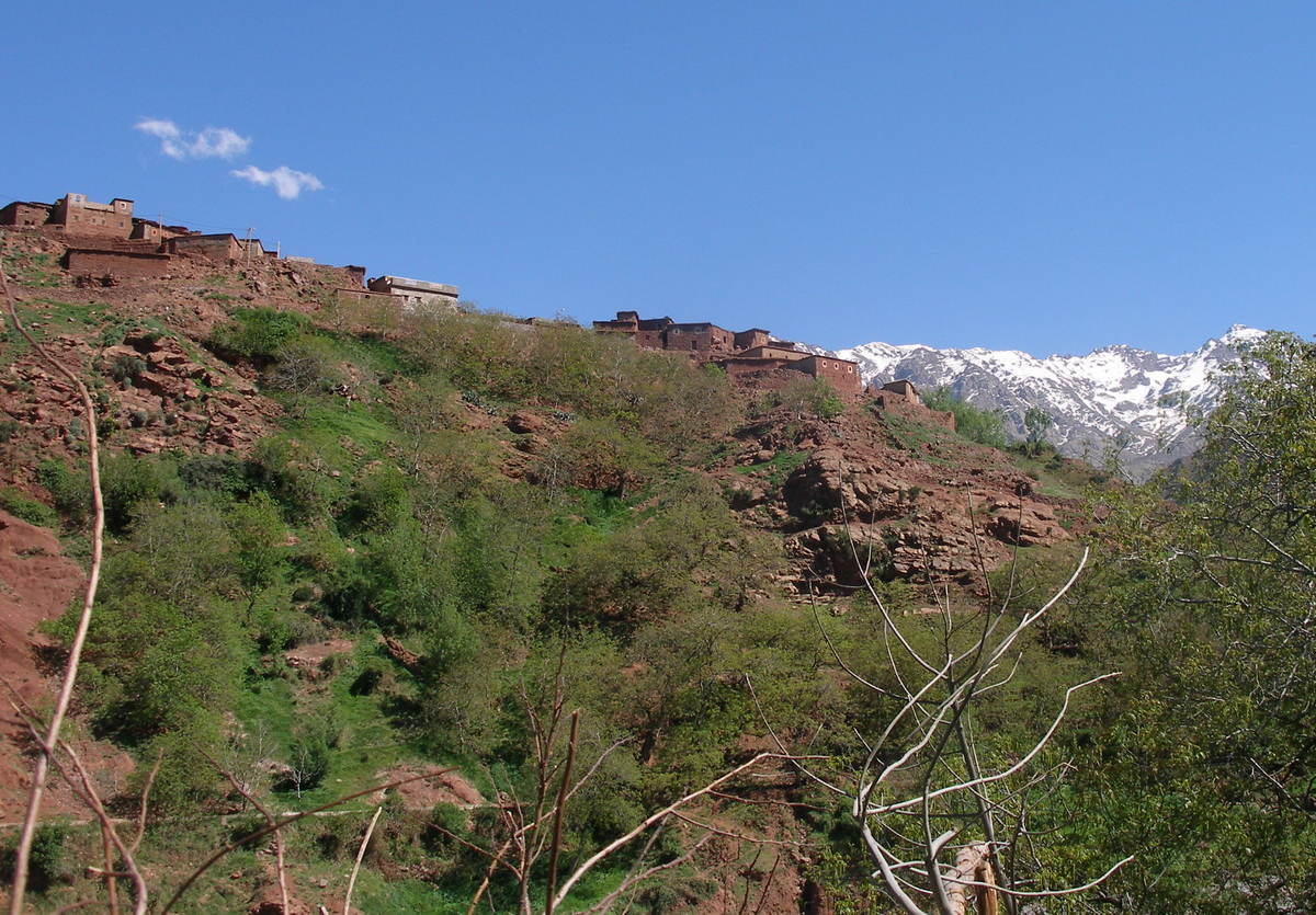 Berber villages - 4 day trek 02