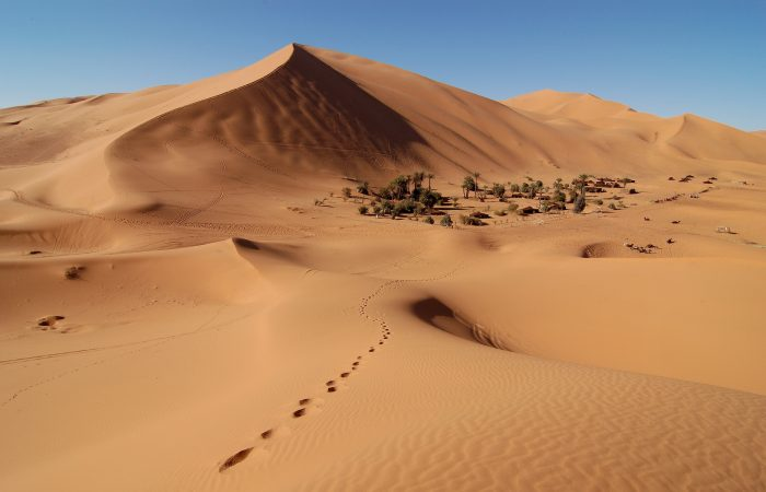 Dunes and Kasbahs - 4 day trek