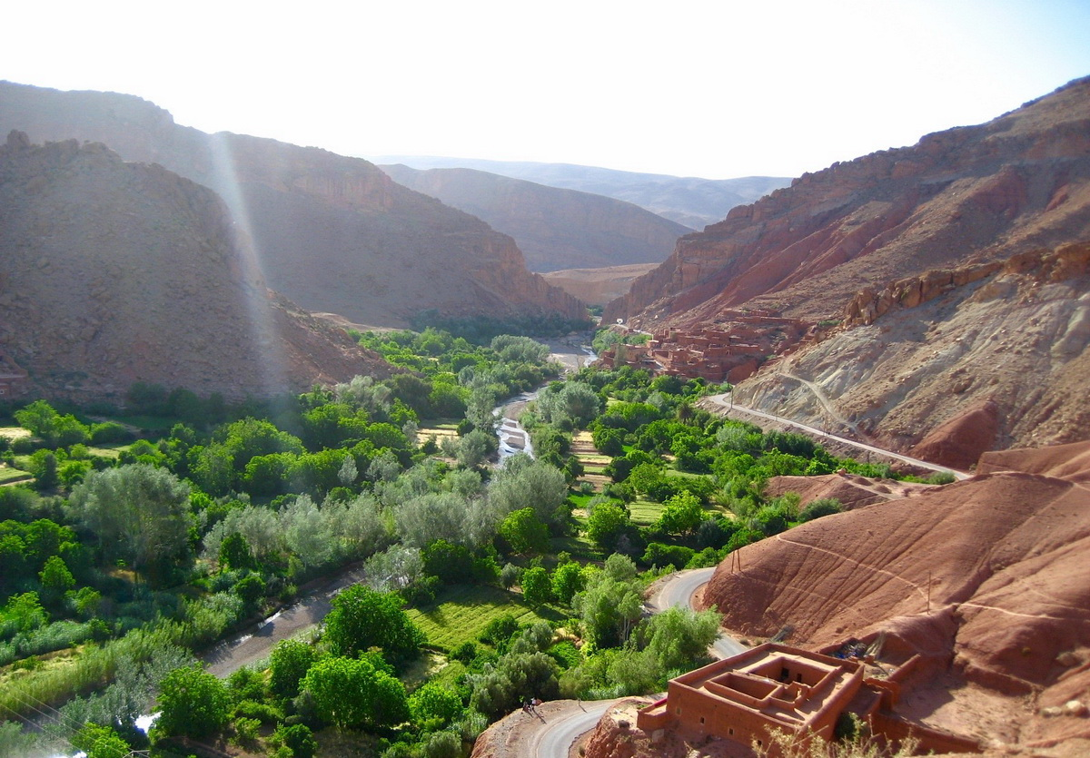High Atlas - 4 days trek 01