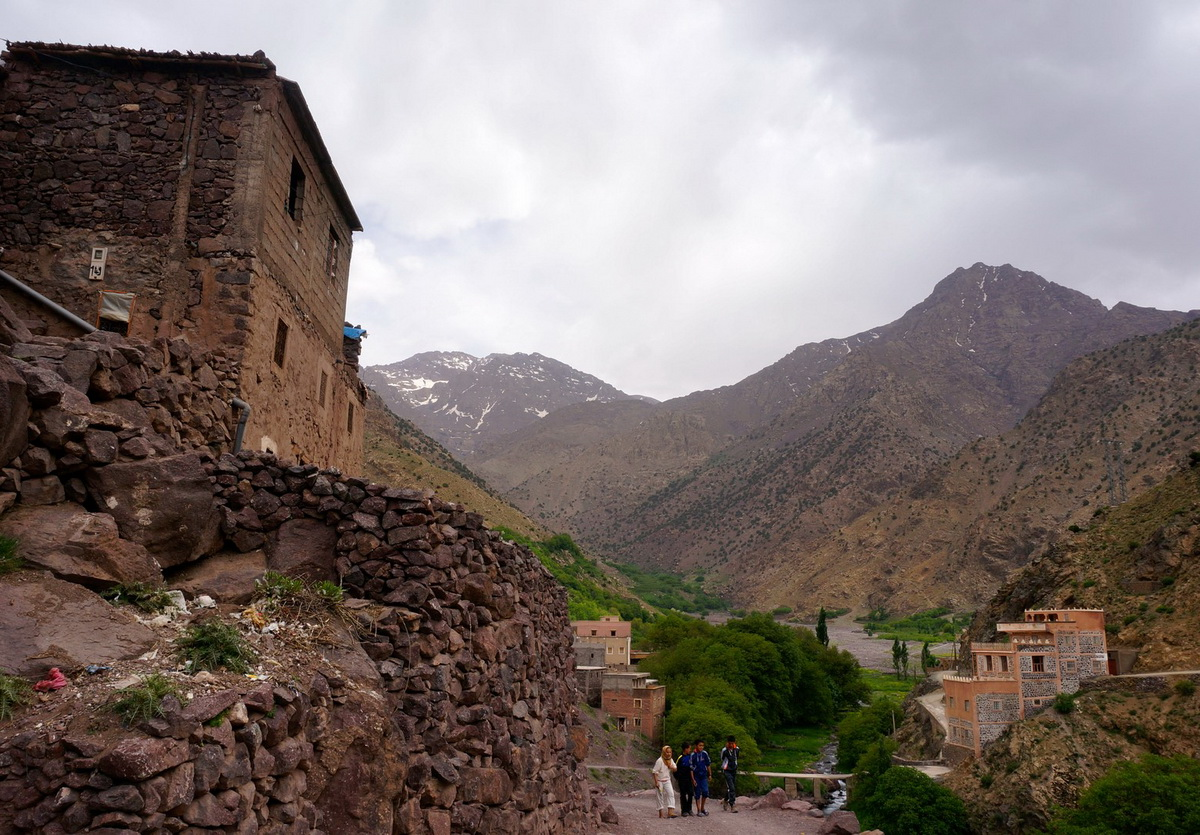 High Atlas - 4 days trek 02