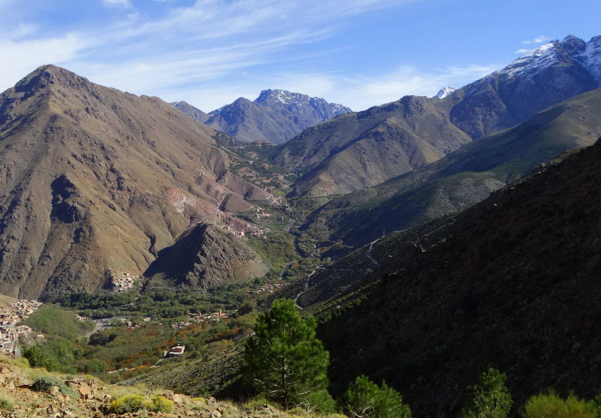 High Atlas - 4 days trek 03