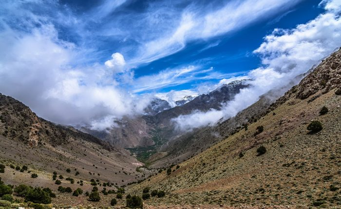 High Atlas - 4 days trek
