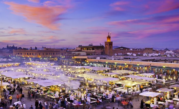 High Atlas and Marrakech trek - 6 days