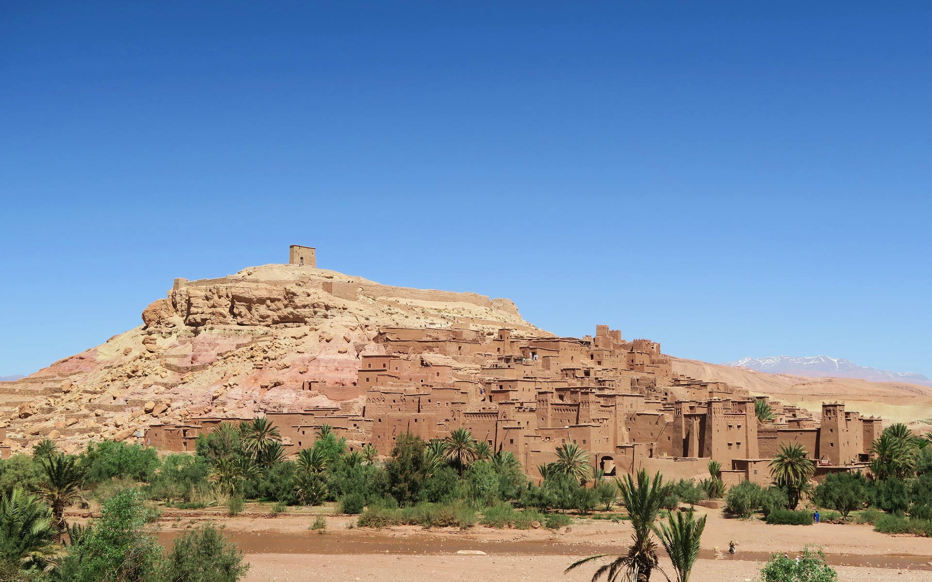 Marrakech to Fes - 3 days tour