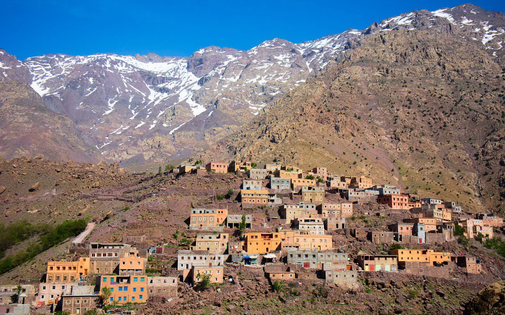 Private high Atlas mountains - 2 day trek