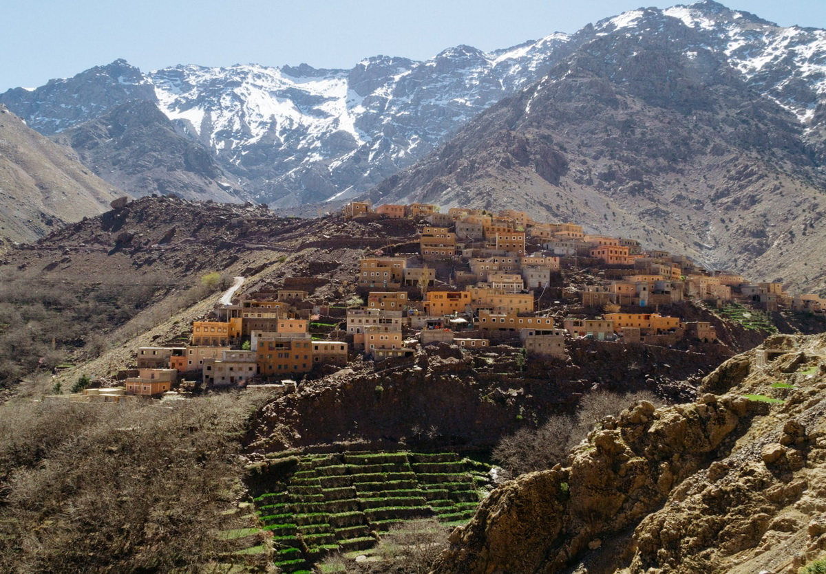 Atlas mountains trek 02