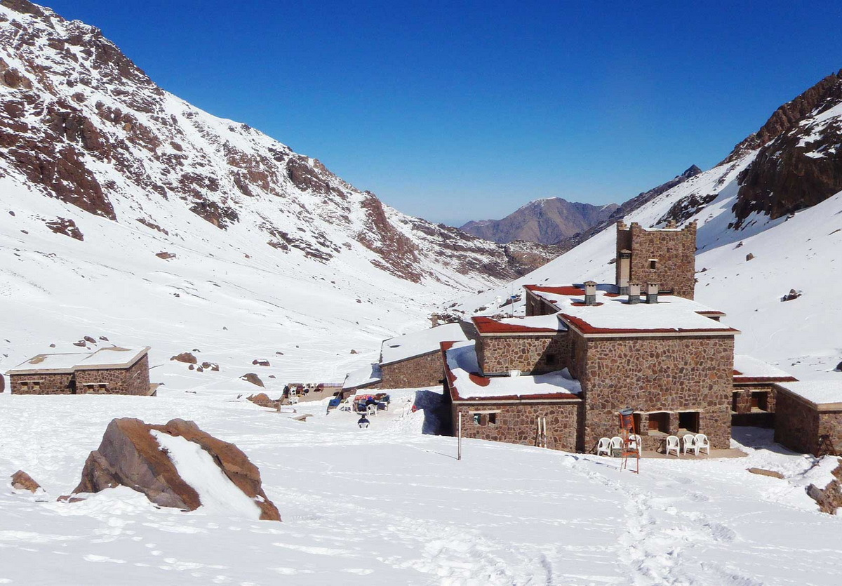 Toubkal and Ouankrim - 4 days trek 02-1