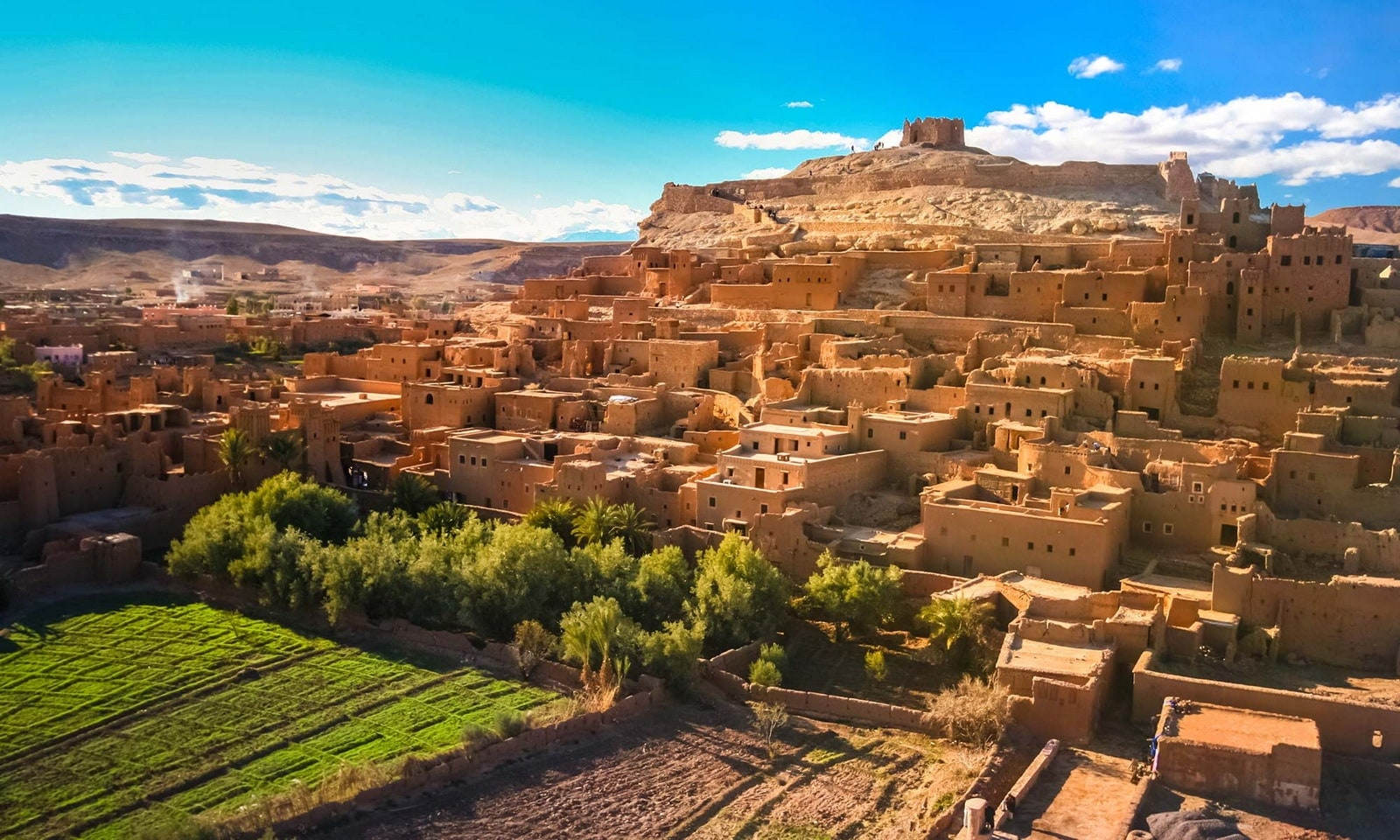 hire my guide - Ait Ben Haddou